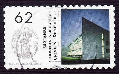 German Used Scott #2836 Catalog Value $.70