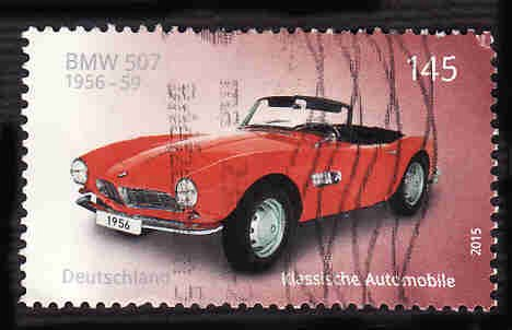 German Used Scott #2840 Catalog Value $1.60
