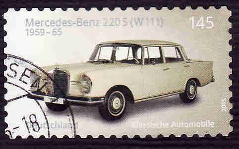 Germany Used Scott #2843 Catalog Value $1.60