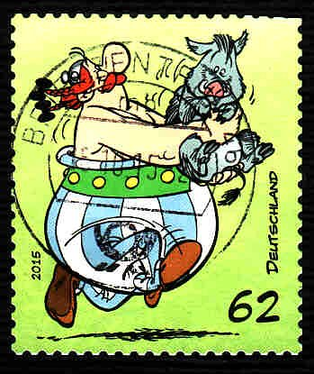Germany Used Scott #2863 Catalog Value $.70