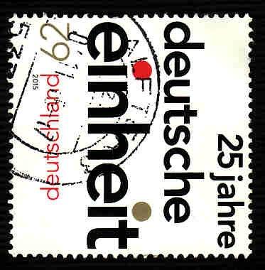 Germany Used Scott #2866 Catalog Value $.70