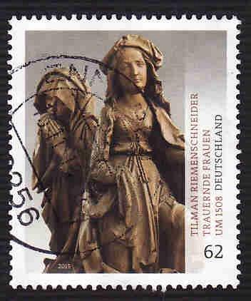 Germany Used Scott #2867 Catalog Value $.70