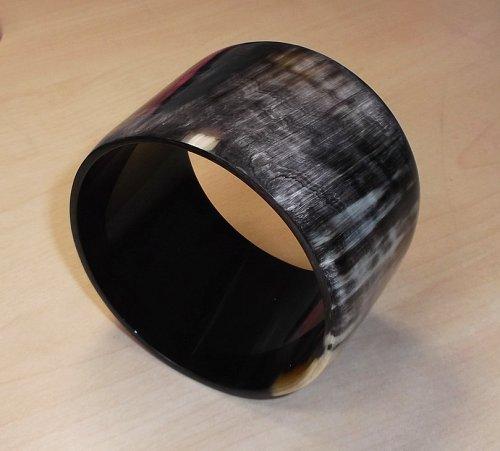 Horn bracelet - Horn bangle bracelet - Horn jewelry - KAI-3723