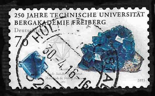 German Used Scott #2874 Catalog Value $.80