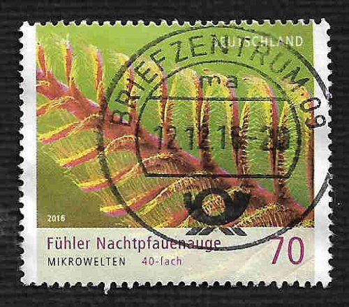 German Used Scott #2923 Catalog Value $.80