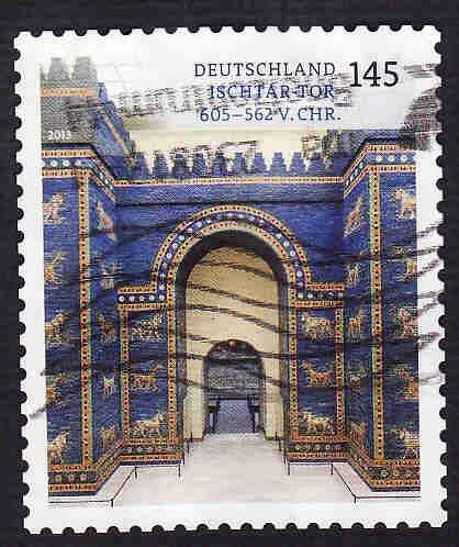 German Used Scott #2724 Catalog Value $1.90