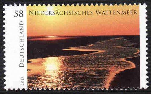German MNH Scott #2743 Catalog Value $1.50