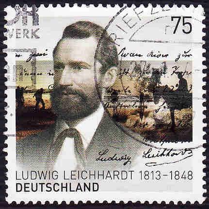 German Used Scott #2752 Catalog Value $1.10
