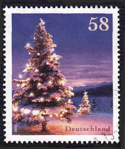 German Used Scott #2756 Catalog Value $.80