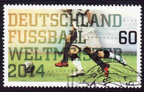German Used Scott #2798 Catalog Value $.80