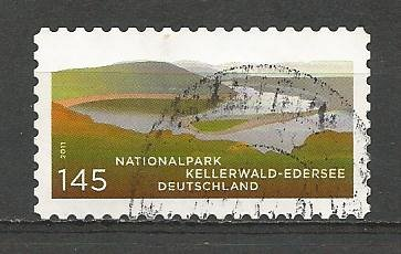 German Used Scott #2604A Catalog Value $2.00