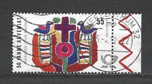 German Used Scott #2643 Catalog Value $.75