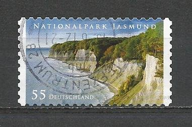 German Used Scott #2649 Catalog Value $.75