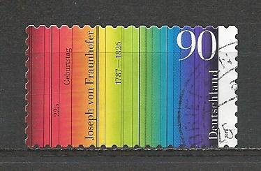 German Used Scott #2651 Catalog Value $1.25