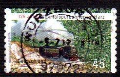 German Used Scott #2655 Catalog Value $.60