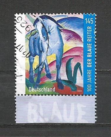 German Used Scott #2657 Catalog Value $2.00