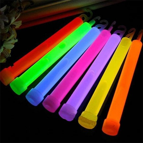 Outdoor Camping Emergency Glow Sticks Plastic Party Ceremony Chemical Fluorescent