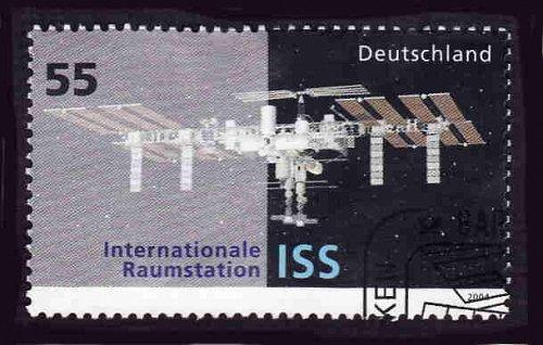 German Used Scott #2302 Catalog Value $.80