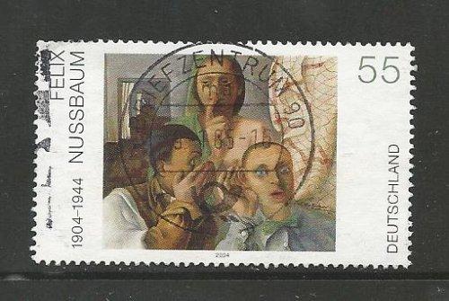 German Used Scott #2303 Catalog Value $.80