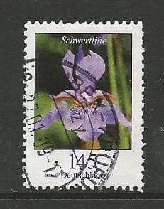 German Used Scott #2321 Catalog Value $2.10