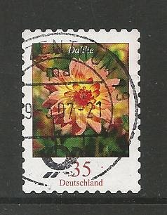 German Used Scott #2326 Catalog Value $.55