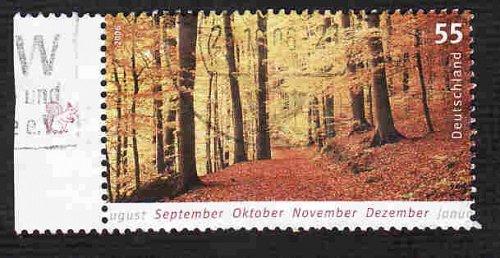 German Used Scott #2366 Catalog Value $.80