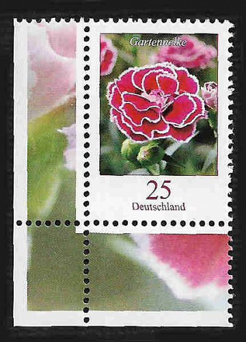 German MNH Scott #2404 Catalog Value $.70