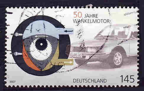 German Used Scott #2429 Catalog Value $2.10