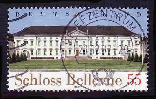 German Used Scott #2441 Catalog Value $.80