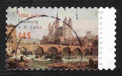 German Used Scott #2559 Catalog Value $2.10