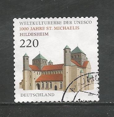 German Used Scott #2561 Catalog Value $3.00