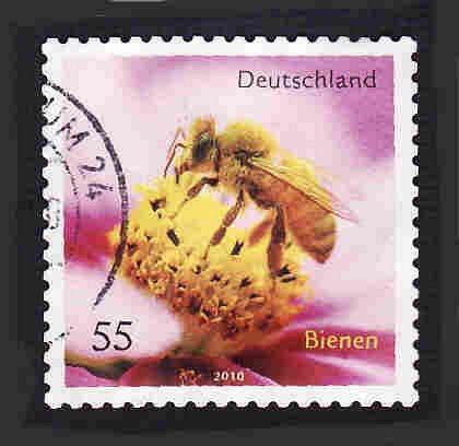 German Used Scott #2572A Catalog Value $.75