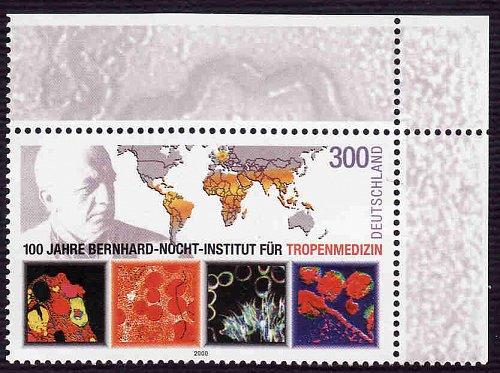 German MNH Scott #2101 Catalog Value $3.75
