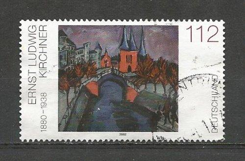 German Used Scott #2177 Catalog Value $1.60