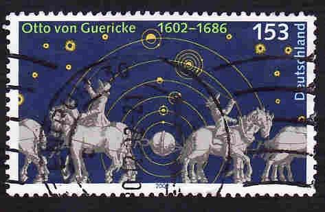 German Used Scott #2181 Catalog Value $1.75