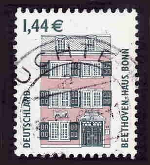 German Used Scott #2206 Catalog Value $2.00
