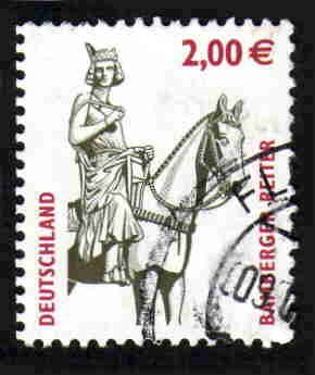 German Used Scott #2209 Catalog Value $2.75
