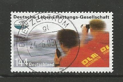 German Used Scott #2266 Catalog Value $1.75