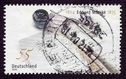German Used Scott #2296 Catalog Value $.80
