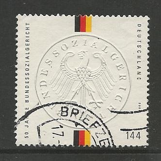 German Used Scott #2299 Catalog Value $2.10
