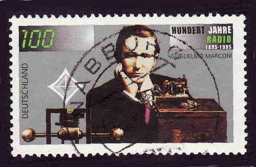 German Used Scott #1900 Catalog Value $.80