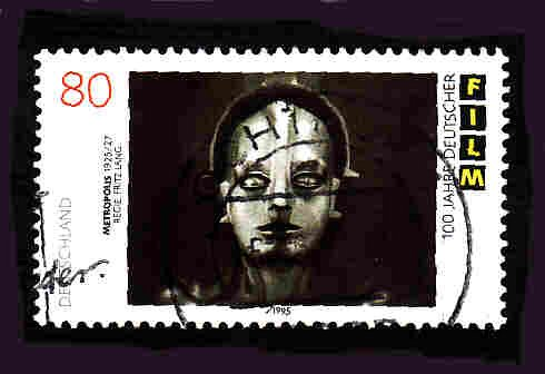 German Used Scott #1906a Catalog Value $1.20