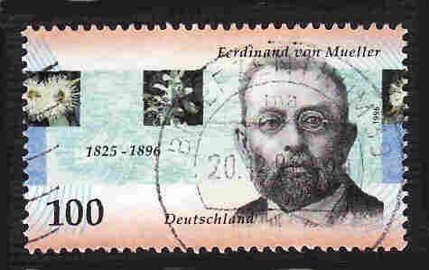 German Used Scott #1949 Catalog Value $.80