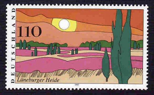 German MNH Scott #1975 Catalog Value $1.20