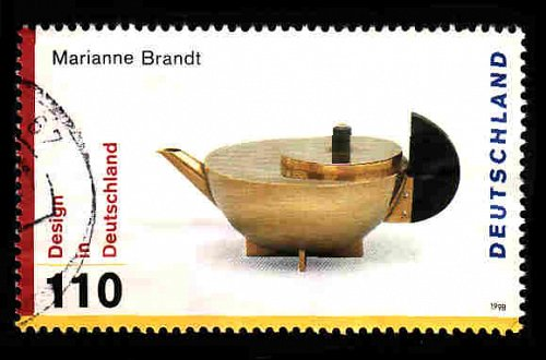 German Used Scott #2014b Catalog Value $1.50