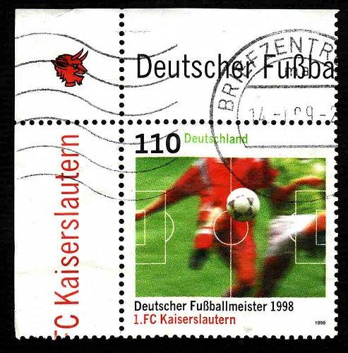 German Used Scott #2016 Catalog Value $.75