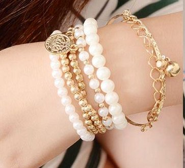 more layer bracelet