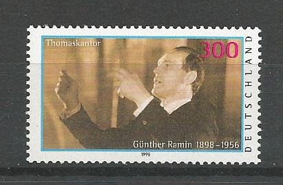 German MNH Scott #2021 Catalog Value $3.25