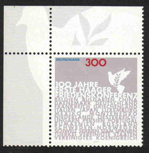 German MNH Scott #2050 Catalog Value $3.50