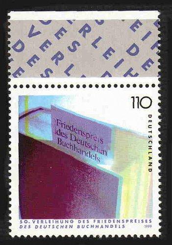 German MNH Scott #2055 Catalog Value $1.20